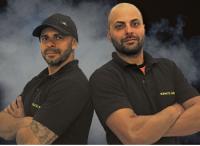 Autores do Curso de Pintura Hidrográfica - WTP - Water Transfer Printing